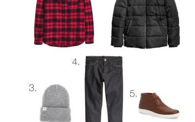 Menswear Fix:  The November List