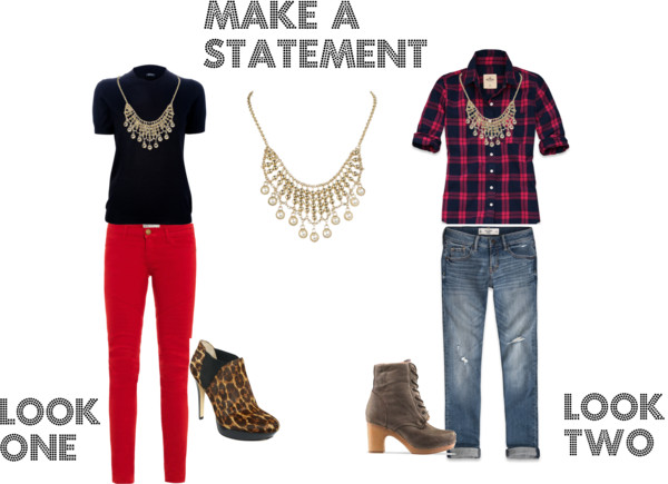 Ask Alison   Style My Statement Necklace