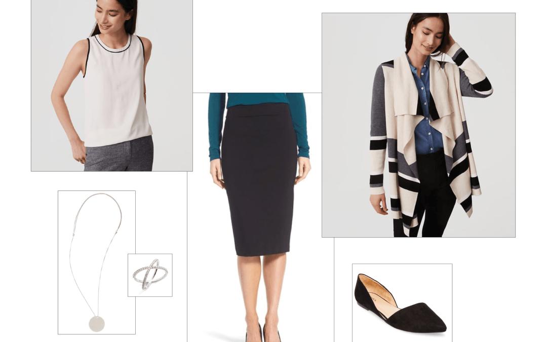 Work Wear Wednesday – January Edition