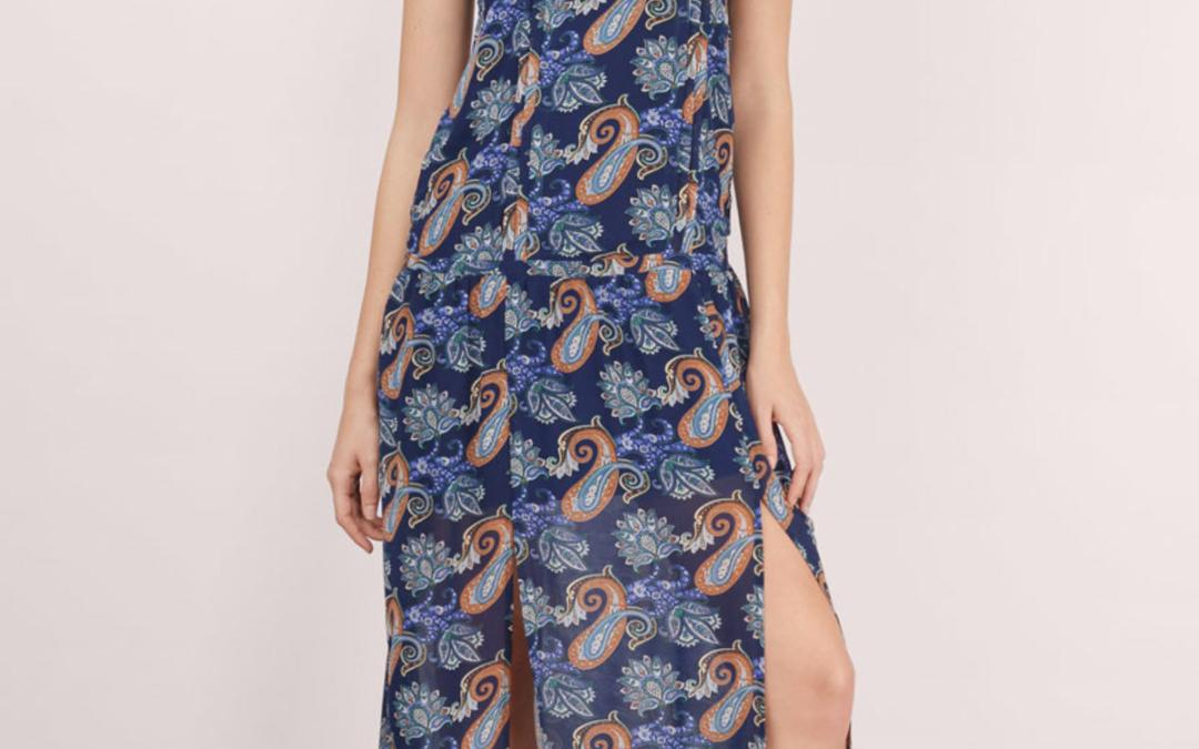 8 Maxi Dresses for Your Fall Wardrobe