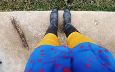 Ask Alison | Style my Yellow Jeans