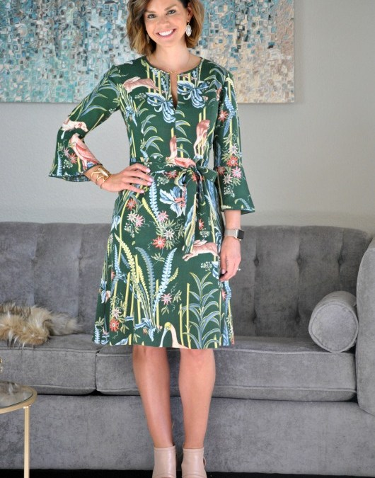 Two Spring Dresses for Easter, Mother's Day and Showers