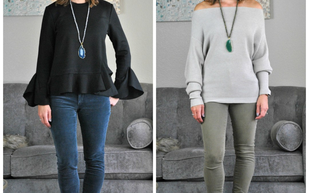 I Feel Pretty – Two Thanksgiving Outfits