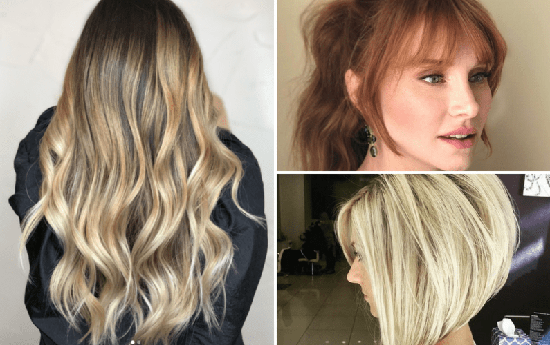 Summer 2018 Hair Color and Style Trends