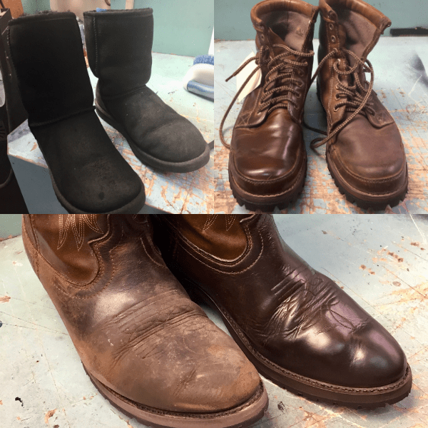 How to care for suede and leather boots, especially during the winter months, is one of our most frequently asked questions at GYPO.