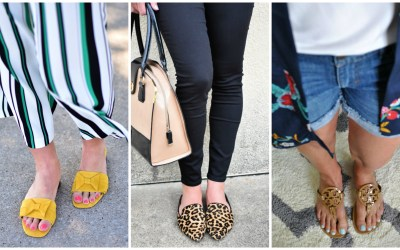Five Shoes You Need for Spring and Summer