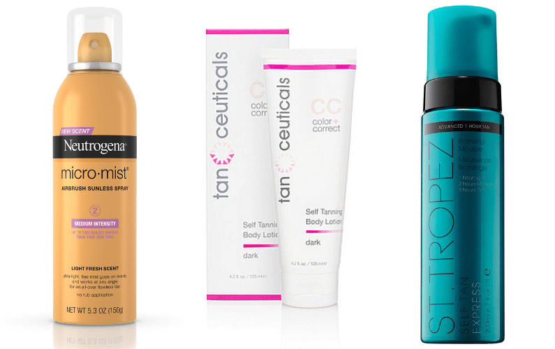 Self-Tanners and Application Tips to Try this Spring