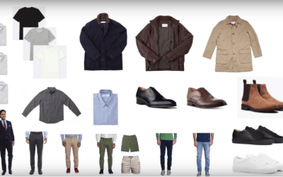 A Guy's Guide to Creating a Wardrobe That Suits His Lifestyle