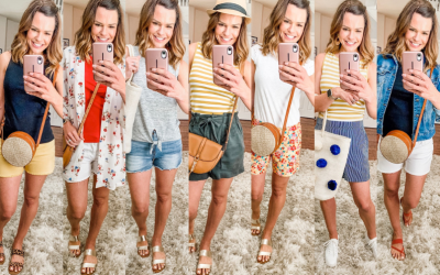 Seven Days of Summer Outfits