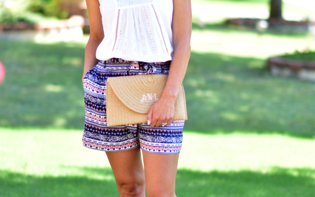 Super Soft Shorts for the Win!