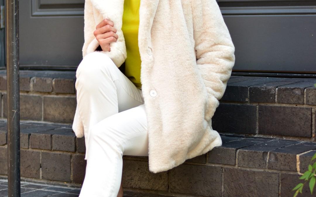 Fall's Coziest Faux Fur Jackets