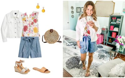 Style Your Budget Outfit Formulas™ Summer 2020 Capsule Wardrobe