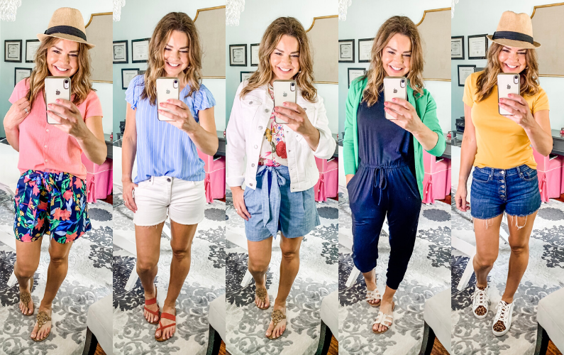 5 Summer Outfit Formulas