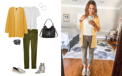 Pretty Fix – Outfit Formulas Fall 2020 Capsule Wardrobe