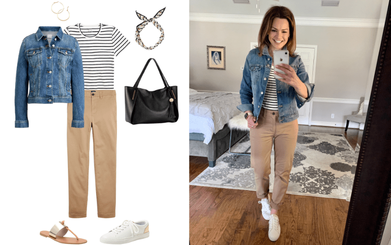 Style Your Budget – Outfit Formulas® Spring 2021 Capsule Wardrobe