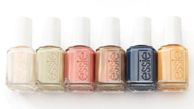 Essie Spring Trends 2021 Nail Collection, Earth Tone Nail Trends