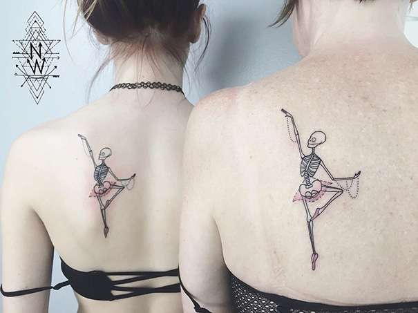 20 Best Friend Tattoo Ideas To Show Your Squad Is The Best Bumppy