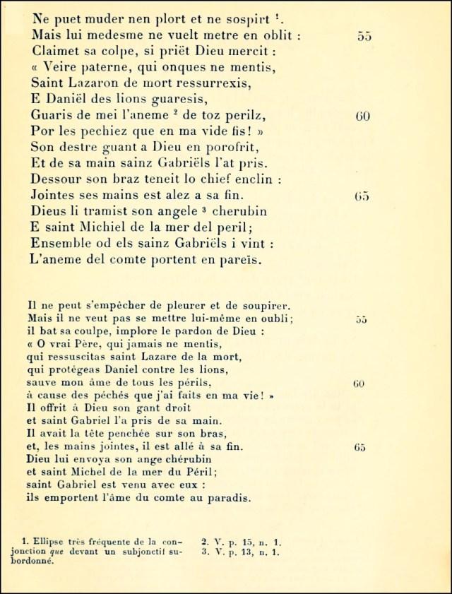 La Chanson De Roland Analyse : chanson, roland, analyse, Chanson, Roland., Française
