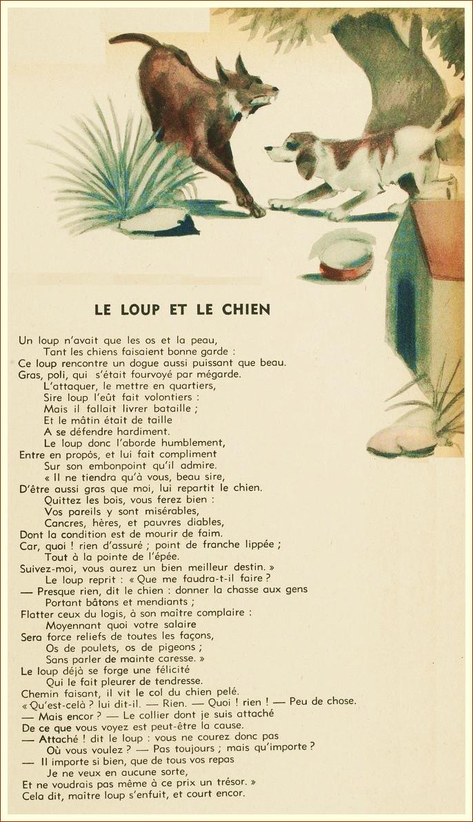 PDF  Séquence 1 : La Fontaine, Fables