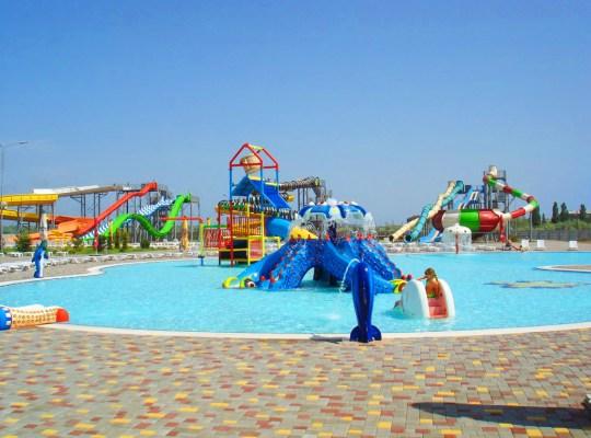 коблево аквапарк 2