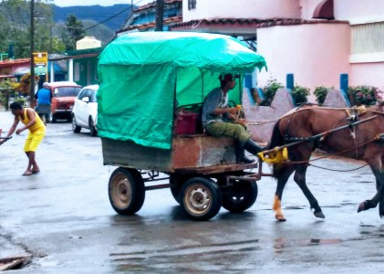 Un viaje hiperrealista a Cuba