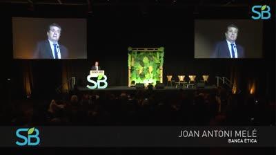Joan Antoni Melé – La dignidad humana, fundamento de una nueva economía | Banca Ética