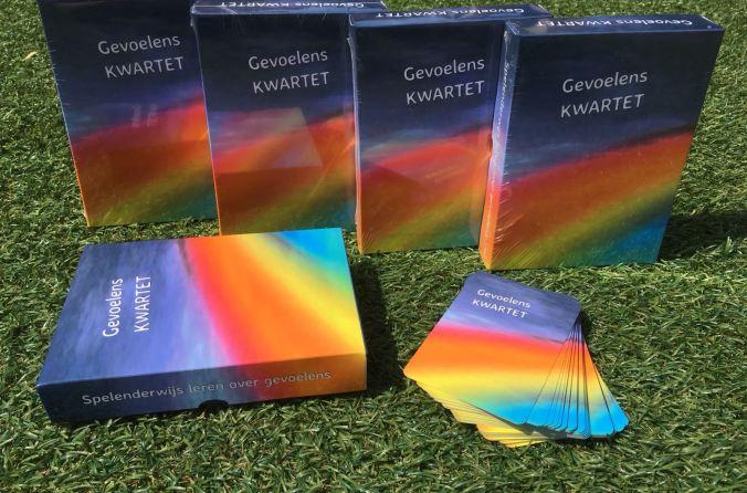 GevoelensKWARTET 5 pack