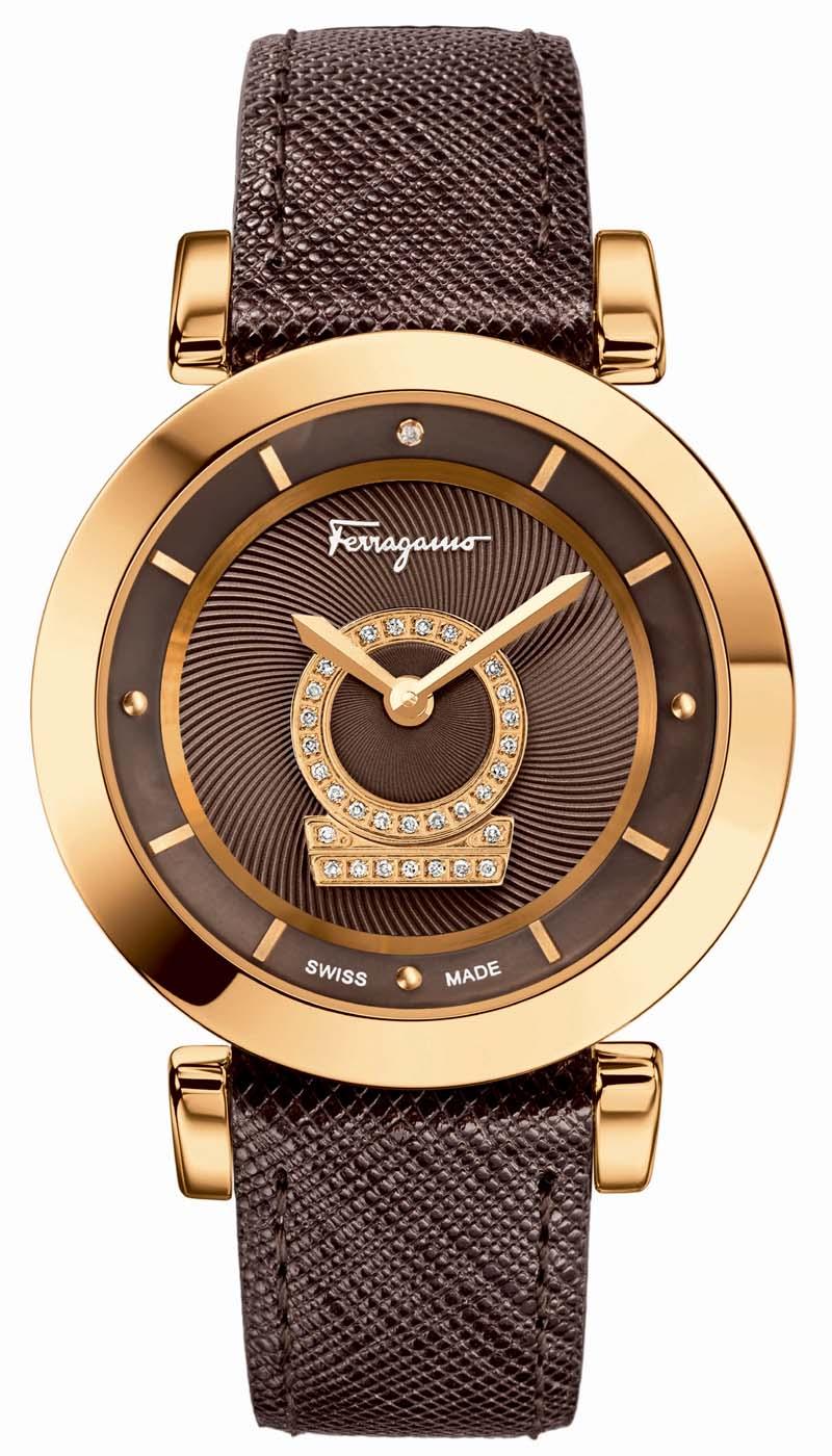 Ferragamo Watches  Salvatore Ferragamo Timepieces