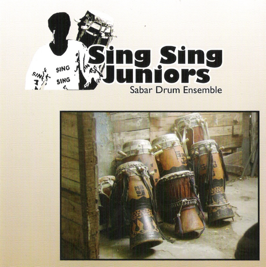 Sing Sing Juniors CD cover.