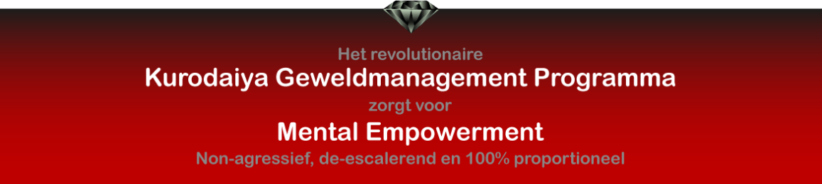 geweldmanagementslogun mental Empowerment
