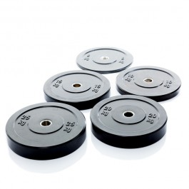 Muscle Power Olympische bumper plate
