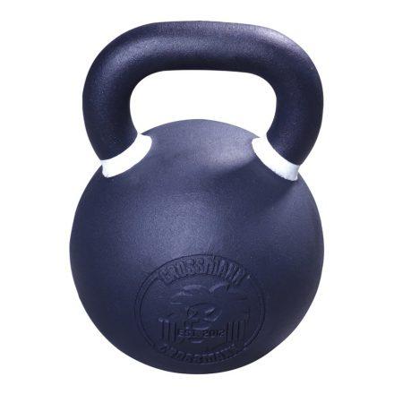 Crossmaxx® Gietijzeren Powdercoated kettlebell 40kg