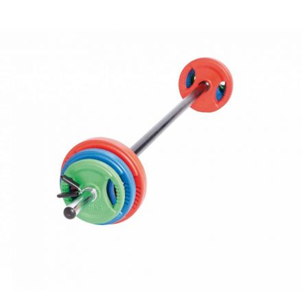 Halterstang Body pump set 30mm