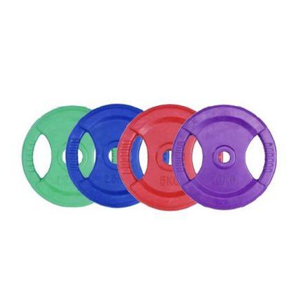 Body pump rubberen schijf 30mm