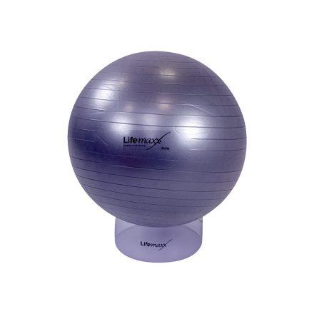 Lifemaxx® Gym ball 75cm - zilver