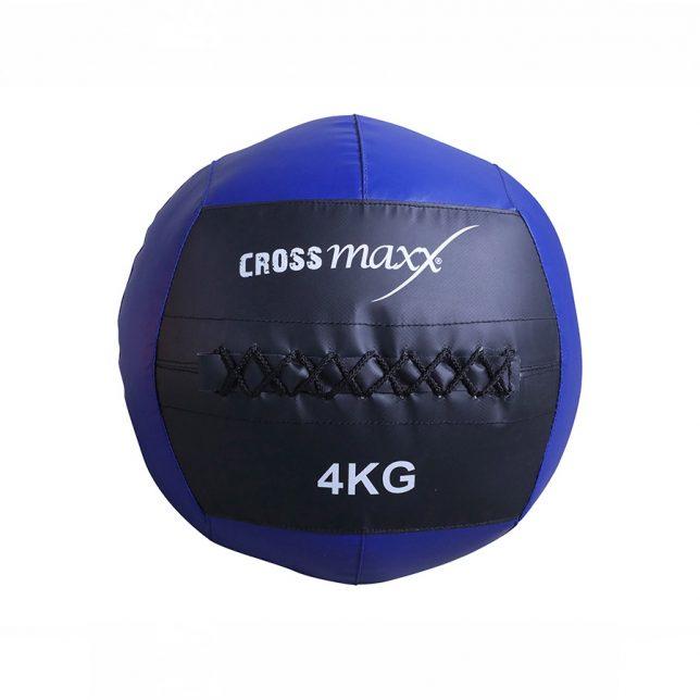 Crossmaxx® wall ball 4 kg - blauw