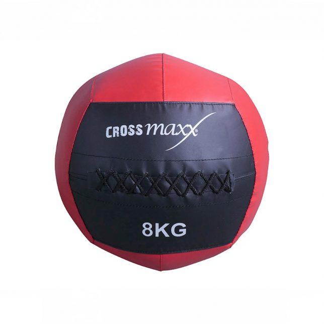Crossmaxx® wall ball 8 kg - rood
