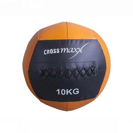 Crossmaxx® wall ball 10 kg - oranje