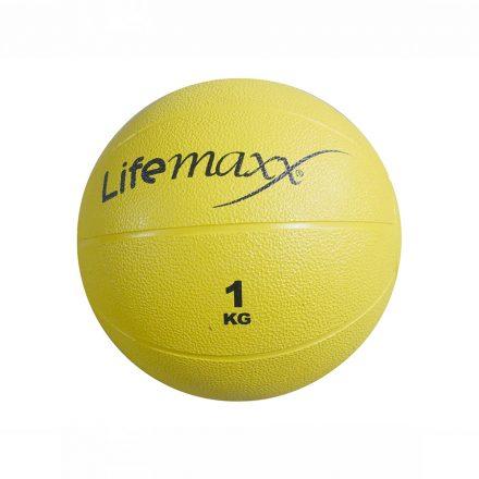 Lifemaxx® Medicine ball 1 kg