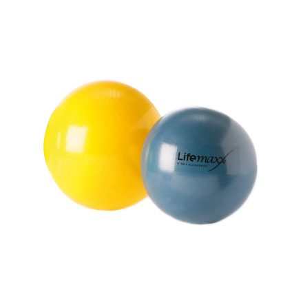 Pilates ball geel - 25 cm