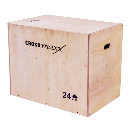 Houten plyo box (3 levels) Crossmaxx