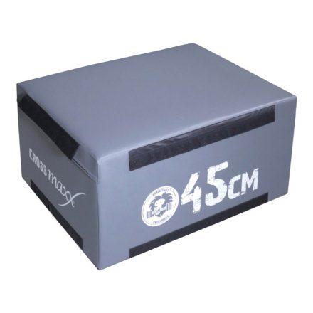 Soft plyo box grijs
