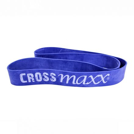 Crossmaxx® resistance band - blauw level 4