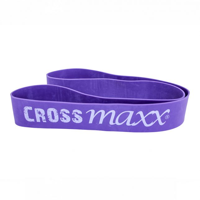 Crossmaxx® resistance band - paars level 5
