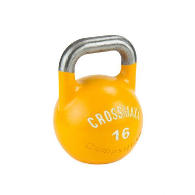Crossmaxx® Competitie kettlebell 16kg