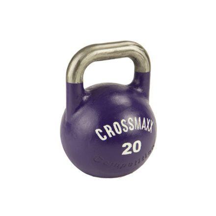 Crossmaxx® Competitie kettlebell 20kg