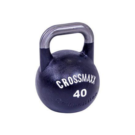 Crossmaxx® Competitie kettlebell 40kg