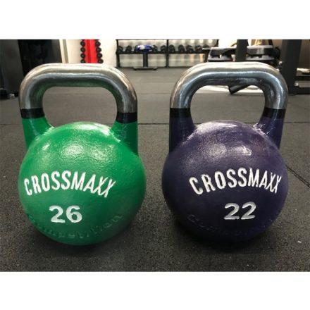Crossmaxx® Competitie kettlebell 26kg