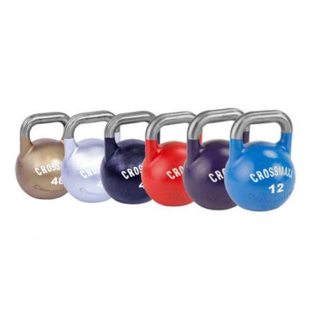 Crossmaxx® Competitie kettlebell 34kg