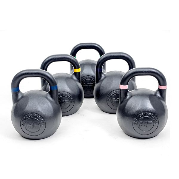 Muscle Power competitie kettlebell